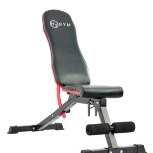 300KG-Max-Load-Weight-Bench-UK